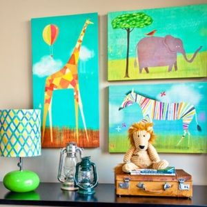 Children's Canvas Art